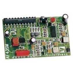 TAM/TOP 433,9 MHz frekvenciakártya EEPROM