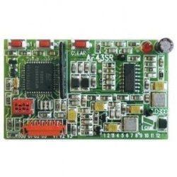 TAM/TOP 433,9 MHz frekvenciakártya, max. 25db adó kezelésére