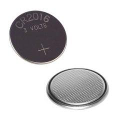 2 db CR2016 Lithium elem