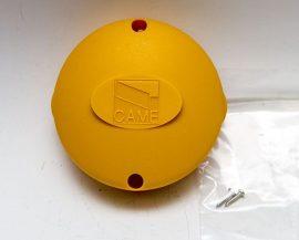 Zárókupak GARD8 kör keresztmetszetű árbóchoz