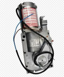 GARD8 hajtómű komplett motorral