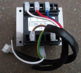 Transzformátor ZL55 vezérléshez  V600 húzómotorhoz