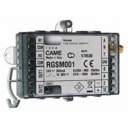 RGSM001 GSM modul, rádióval