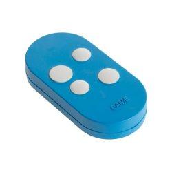 TOP ugrókódos távirányító 4 gombos, kék